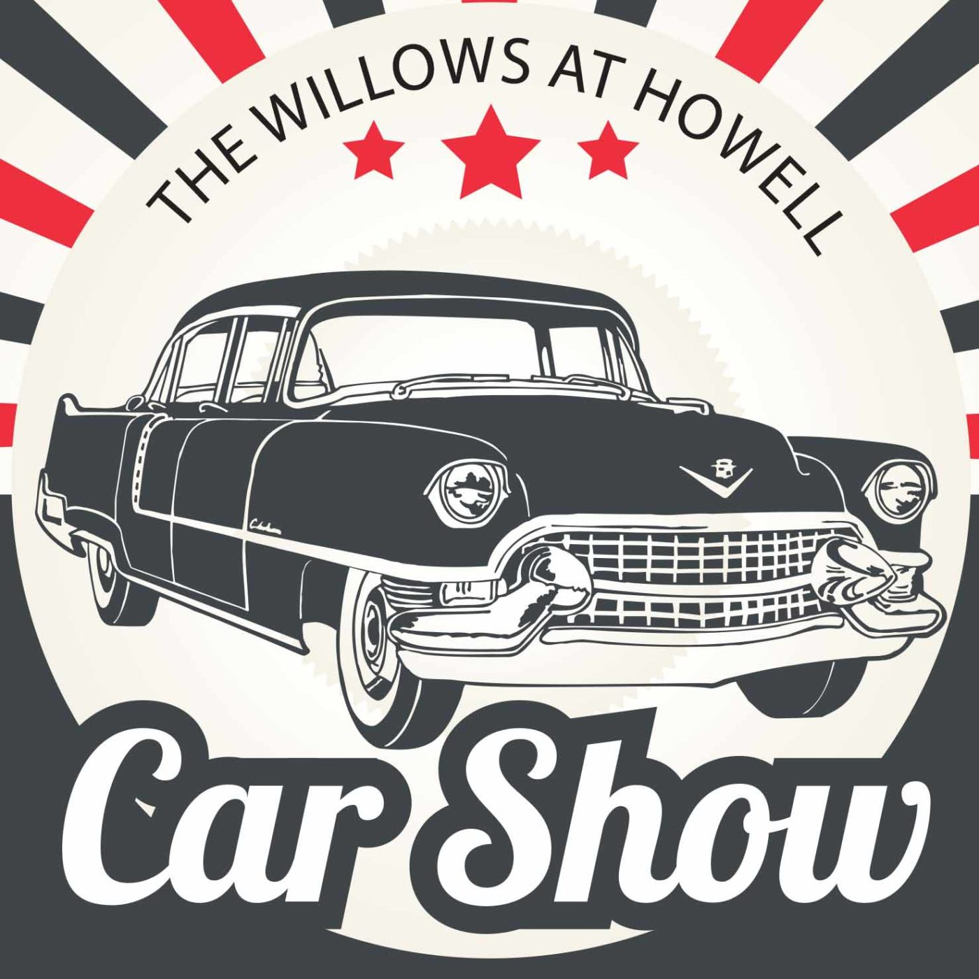 The Willows Car Show Icon