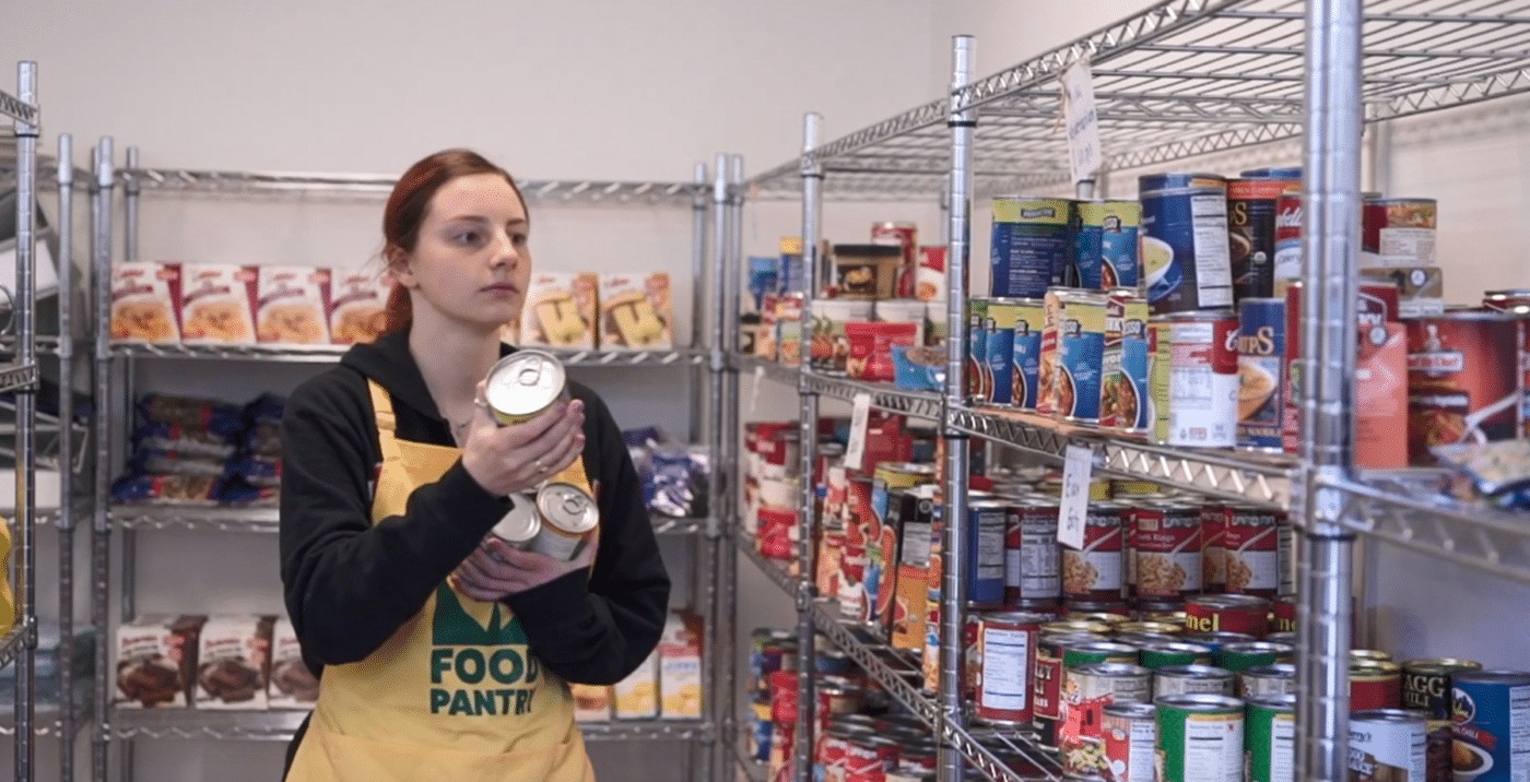 Wayne State University | Gleaners Community Food Bank