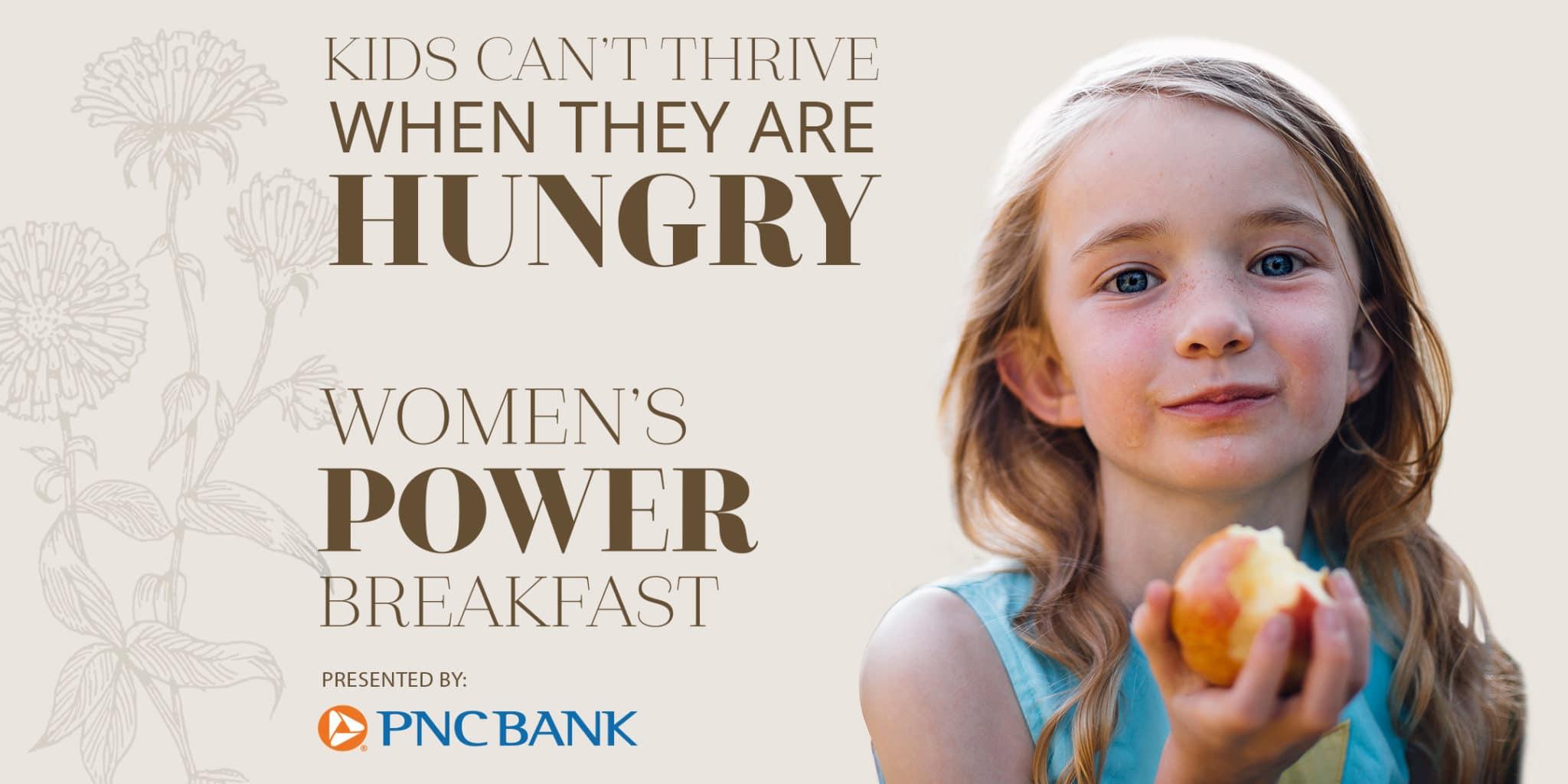 The 2020 Women's Power Breakfast