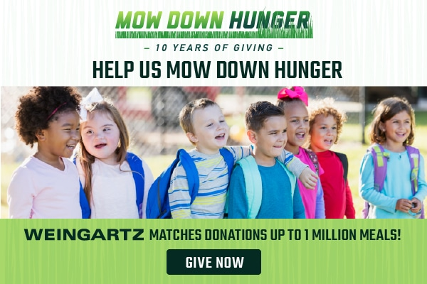 Mow Down Hunger 2019