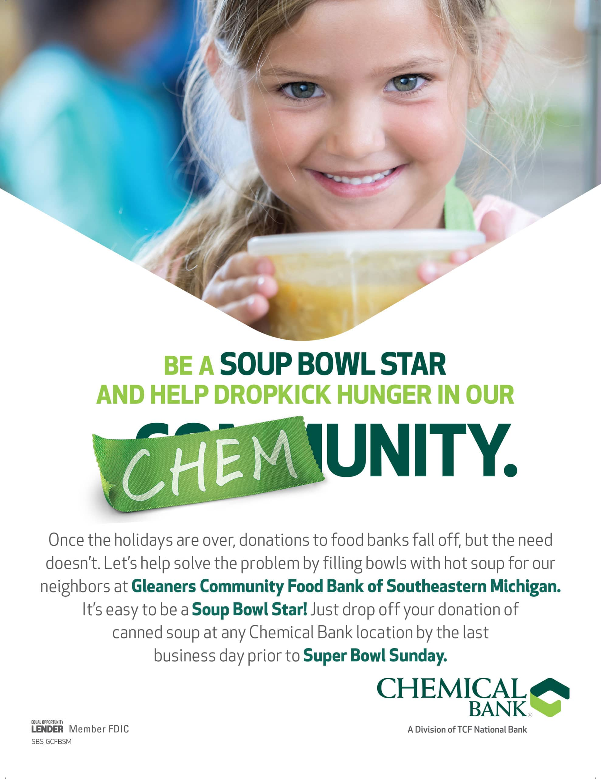 Chemical Bank: Soup Bowl