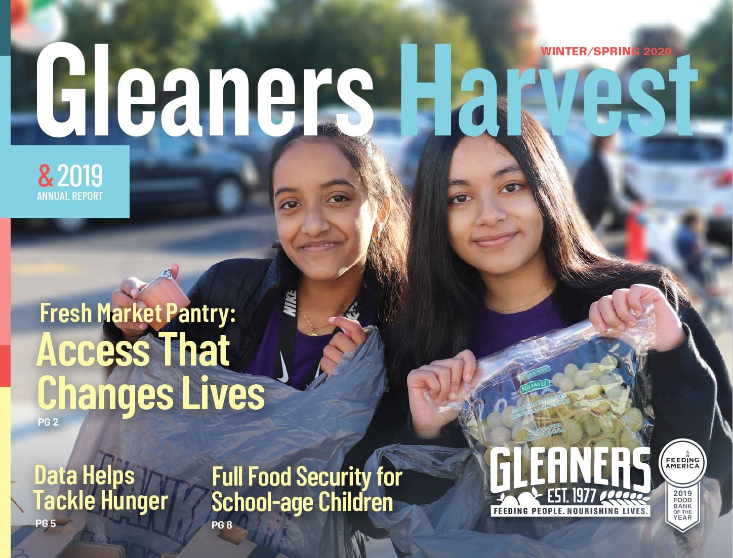 Gleaners 2020 Harvest