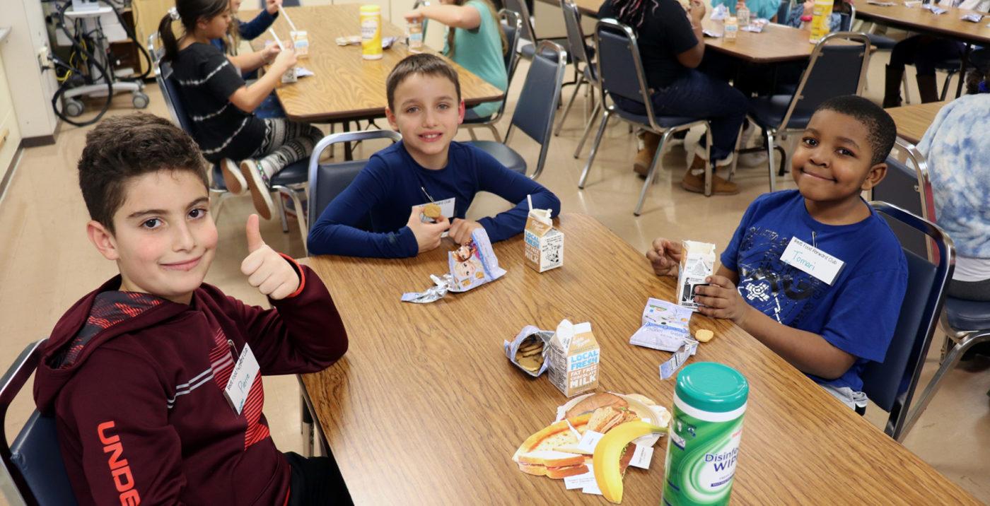 Best Food Forward Kids!