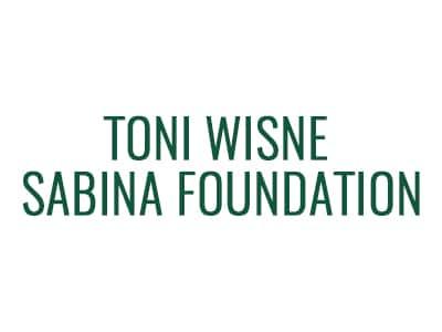 Toni Wisne Sabina Foundation Logo HFS