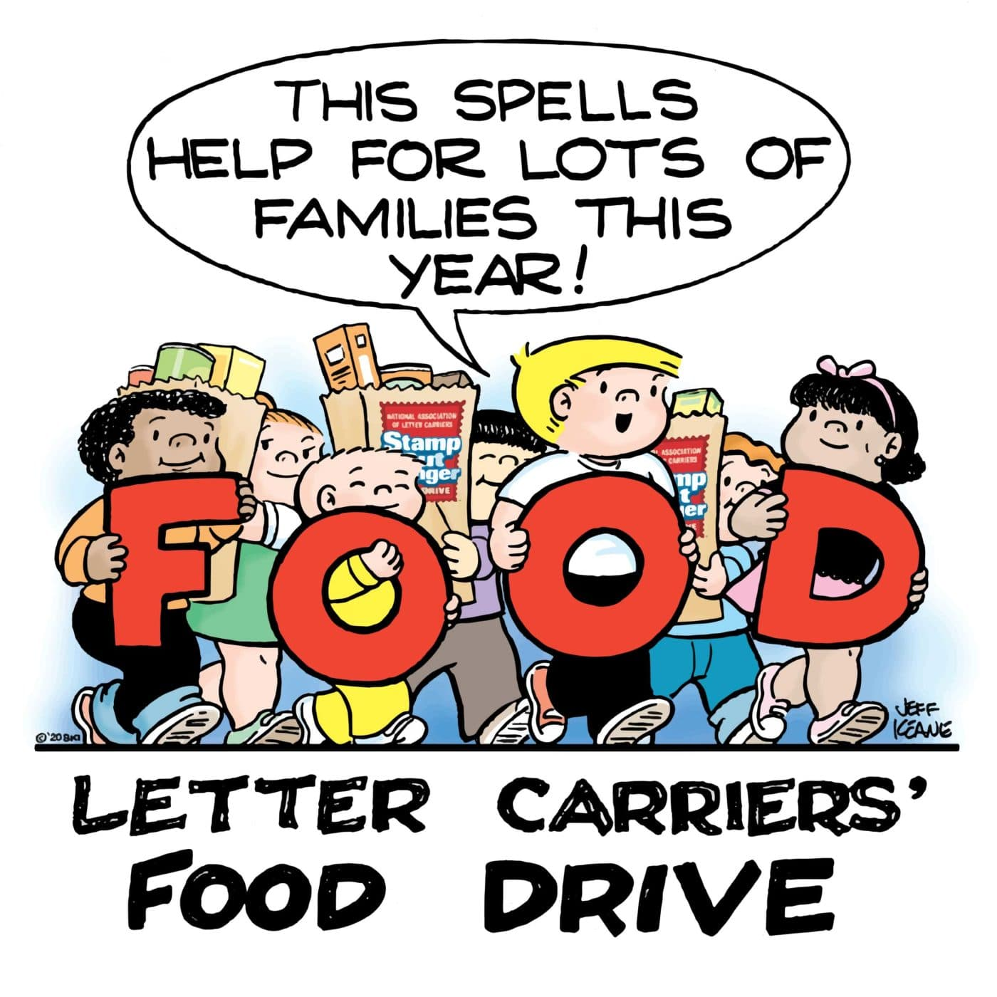 NALC Stamp Out Hunger