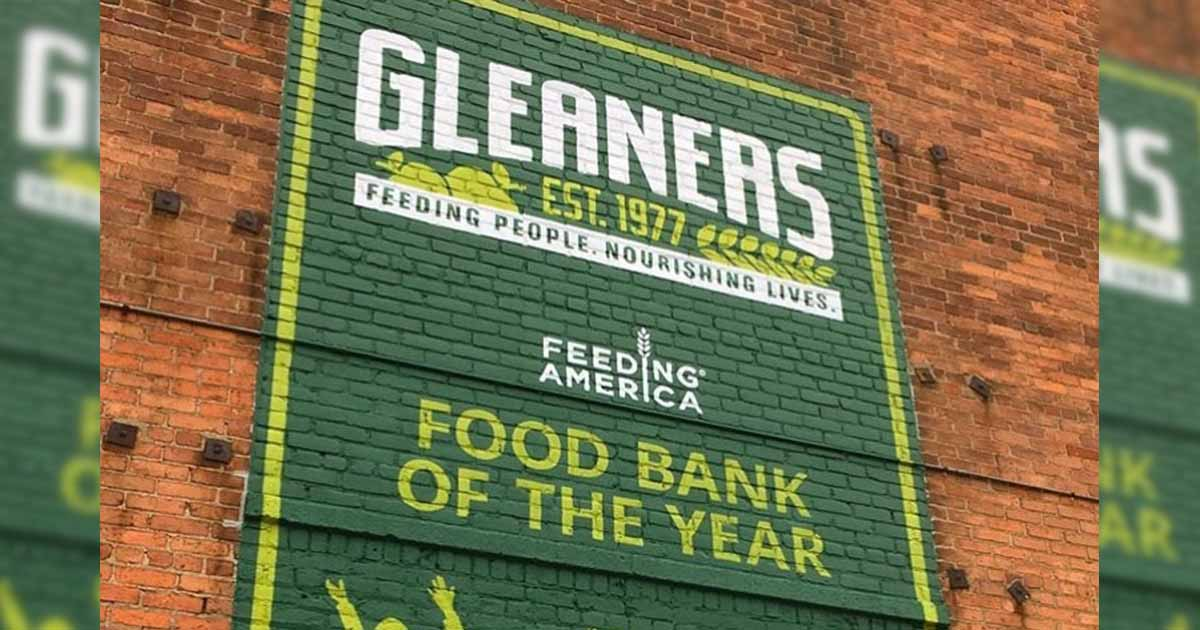 Gleaners, 2019 Food Bank of the Year!