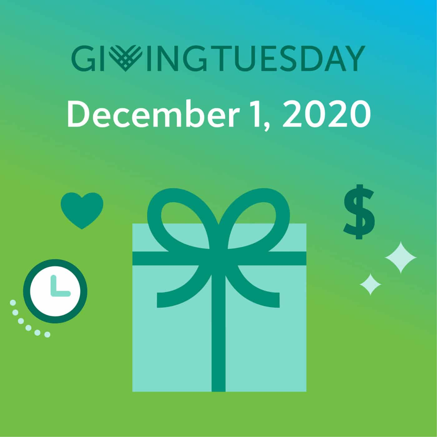 Giving Tuesday 2020 Event Image