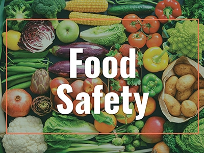 Food Safety 400x300