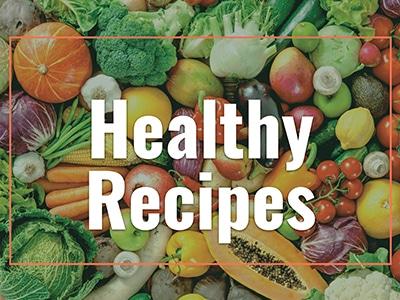 Healthy Recipes 400X300