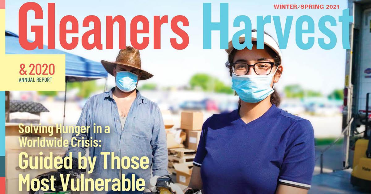Gleaners Harvest Magazine 2021