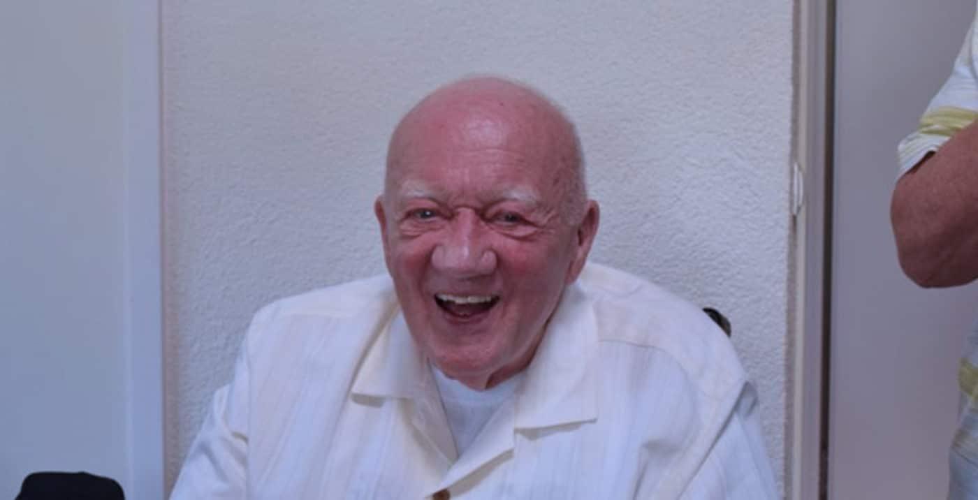 Eugene Smiling