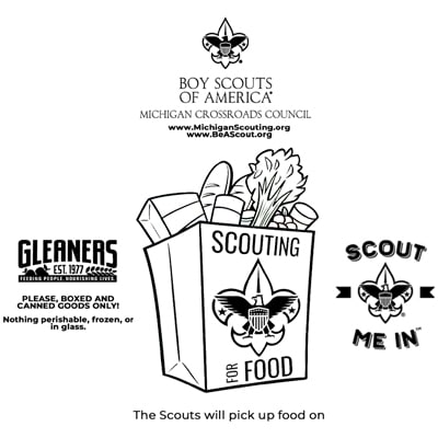 Scouting for food 2021