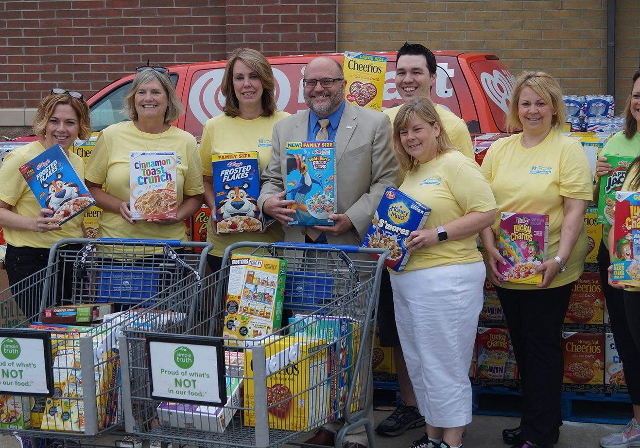 Cereal Drive Victory 1