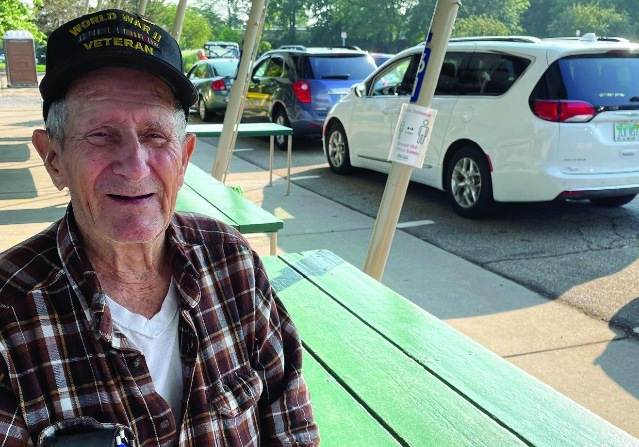 Everette WWII Veteran Dresner Blog Header Image