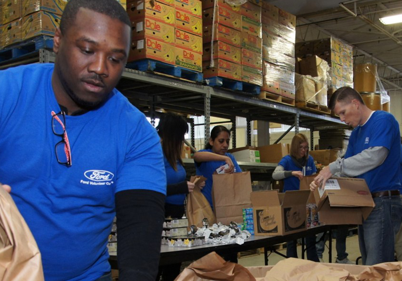 Ford Employees Hunger Relief