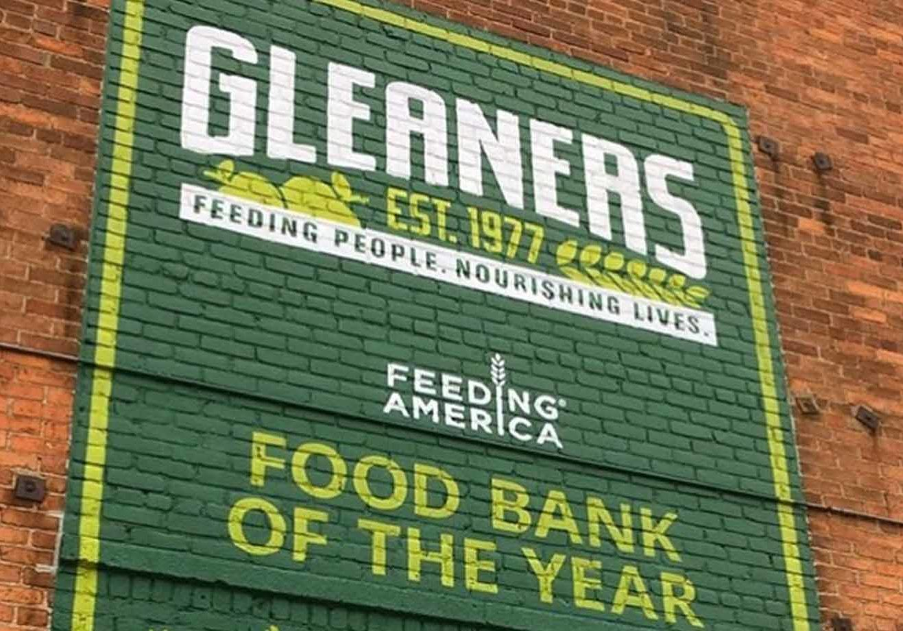 Gleaners Food Bank Of The Year Cover