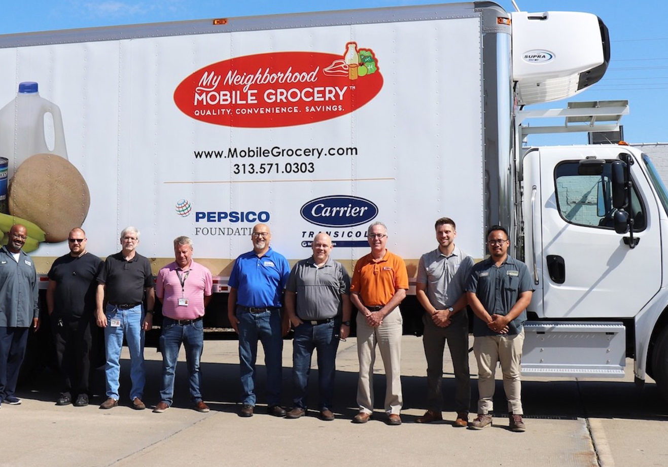 MNMG Truck And Team